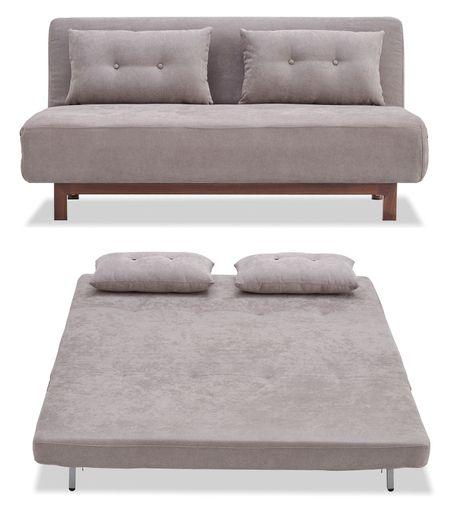 Диван-кровать от производителя Doris Цвет серо-бежевый