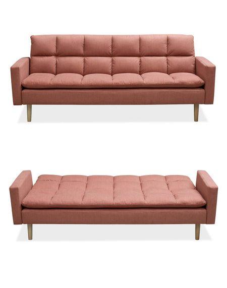 Диван-кровать от производителя Felicity Цвет коралловый