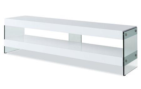 Тумба TV от производителя Orion Цвет белый