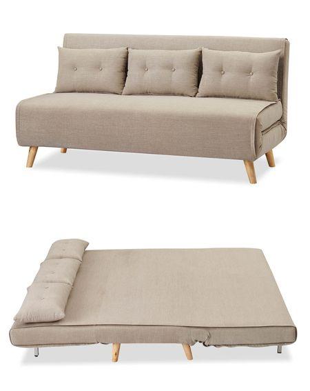 Диван-кровать от производителя Jeremy Цвет бежевый