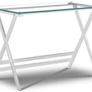 Стол-консоль от производителя Serena Цвет прозрачный