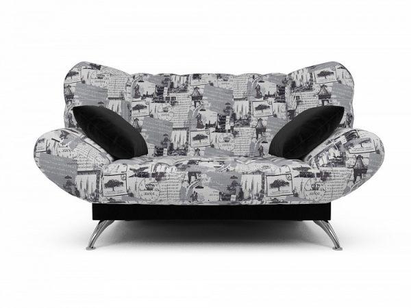 Диван-кровать от производителя Фолор Цвет серый