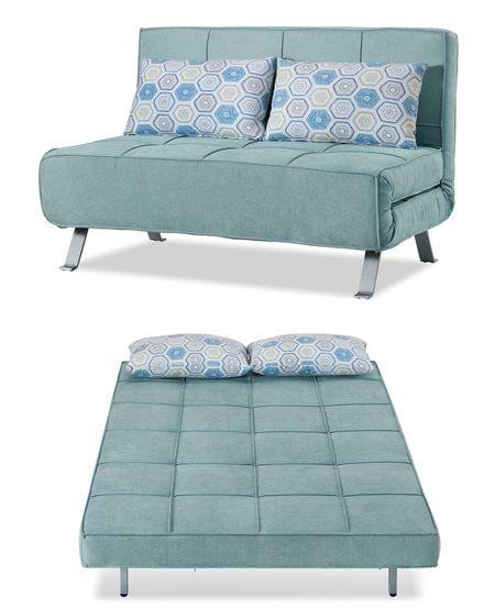 Диван-кровать от производителя Lilly Цвет мятно-бирюзовый