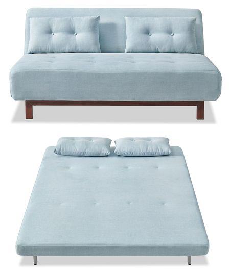 Диван-кровать от производителя Doris Цвет небесно-голубой