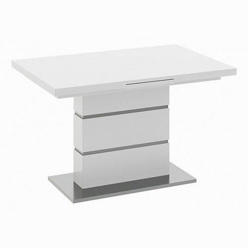 Стол обеденный от производителя ТриЯ Амстердам ТД-107.01.13 Цвет белый