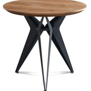 Стол круглый от производителя Eliza Mini (80) Цвет коричневый
