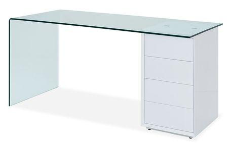 Стол письменный от производителя San Francisco Цвет белый