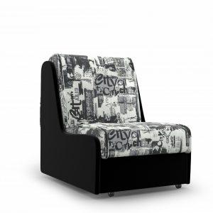 Кресло-кровать с раскладкой аккордеон от производителя Ардеон 2 Цвет серый