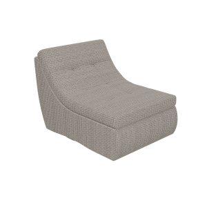 Кресло-модуль для модульного дивана от производителя Холидей Цвет бежевый