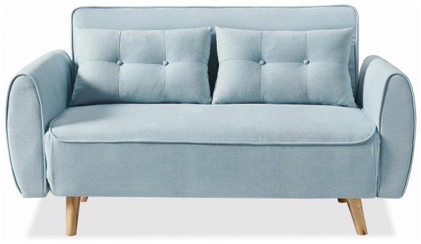 Диван-кровать от производителя Charm Цвет небесно-голубой