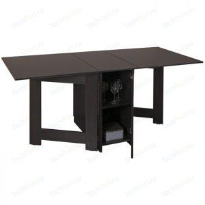 Стол-трансформер от производителя Олимп-мебель М 04 Цвет венге