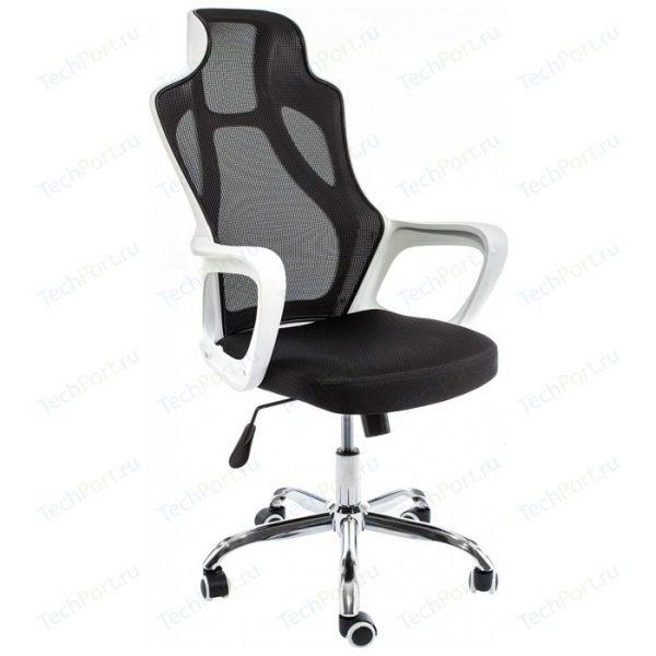 Кресло компьютерное от производителя Woodville Local Цвет черный, белый