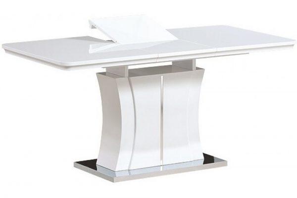 Стол обеденный от производителя Avanti Rainbow Цвет белый