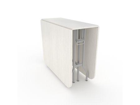 Стол-книжка (трансформер) от производителя Standart Plus Цвет дуб дымчатый