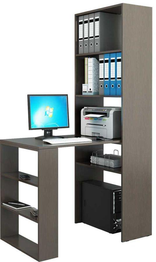 Стол компьютерный от производителя МФ Мастер Рикс-45 Цвет венге