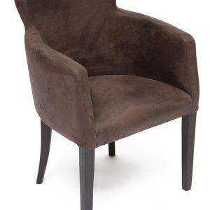 Мягкое кресло от производителя Tetchair Knez Цвет коричневый